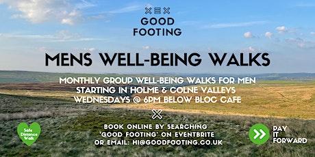 Good Footing - Mens Well-being Walks tickets