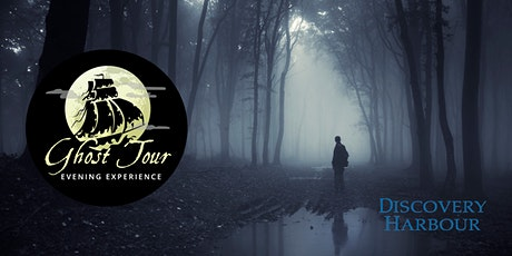 Ghost Tours at Discovery Harbour tickets