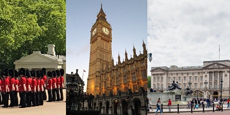 The City of Westminster Walk: Palaces, Parliament and Pageantry tickets