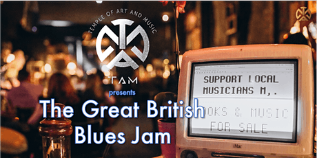 The Great British Blues Jam tickets