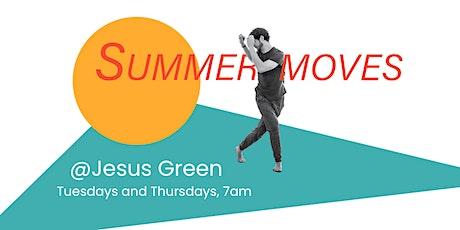 Summer Moves @Jesus Green tickets
