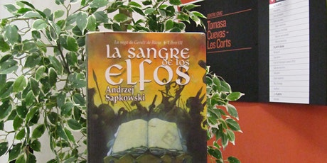 Club de Lectura CEO: La Sangre de los elfos entradas