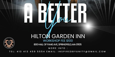 A Better You tickets