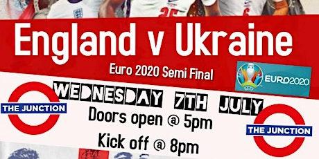 England v Denmark tickets