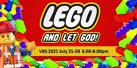 Lego And Let God tickets