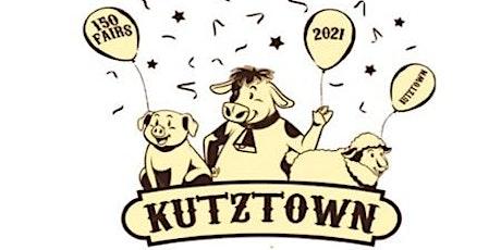 150 Fabulous Fairs Celebration at the 2021 Kutztown Fair tickets