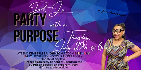 Dr. J's Party with a Purpose tickets