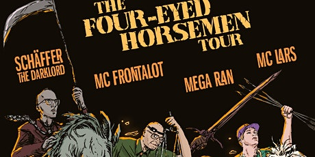 The Four-Eyed Horsemen tickets