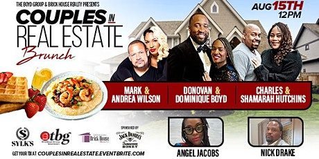 Couples In Real Estate BRUNCH tickets