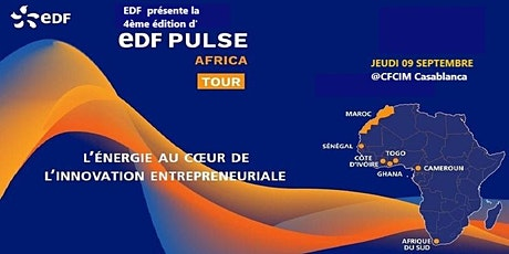 EDF Pulse Africa 4eme Edition. tickets