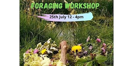 Foraging workshop tickets
