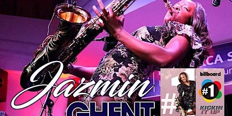 Jazmin Ghent - An Evening of Inspirational Jazz with #1 Billboard Artist tickets