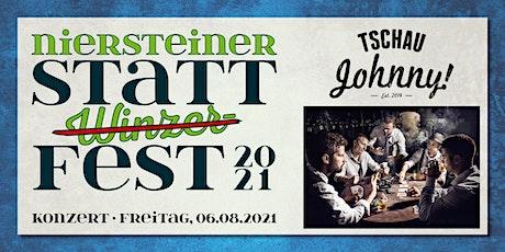STATT(Winzer)FEST-Konzert mit TSCHAU Johnny! Tickets