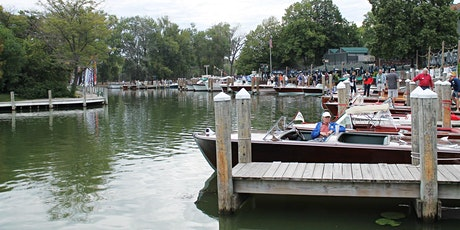 45th Annual Real Runabouts Rendezvous at Lord Fletchers on Lake Minnetonka tickets
