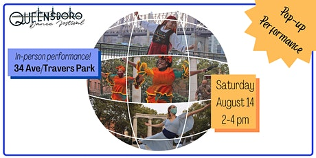 In-person Performance at 34th Ave and Travers Park! tickets