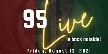 95 Live: Black Jedi Weekend (School Supplies Drive) tickets