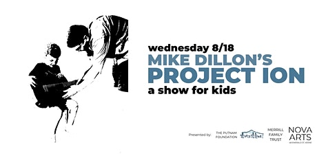 Mike Dillon's Project ion: a show for kids tickets