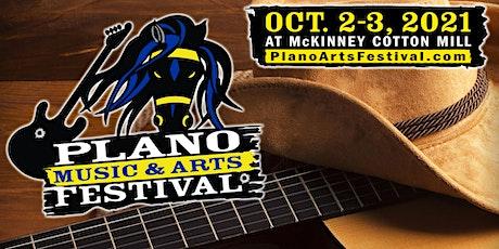 Plano - McKinney Music & Arts Festival at McKinney Cotton Mill - Oct.2-3 tickets