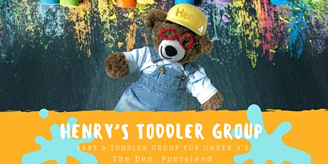 Henry's Hut Baby & Toddler Group tickets