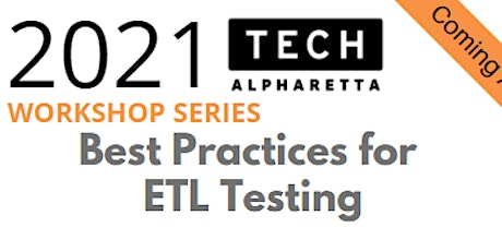 Best Practices for  ETL Testing tickets