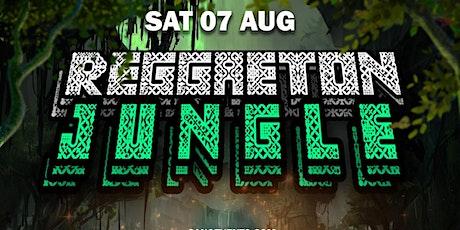 REGGAETON JUNGLE tickets