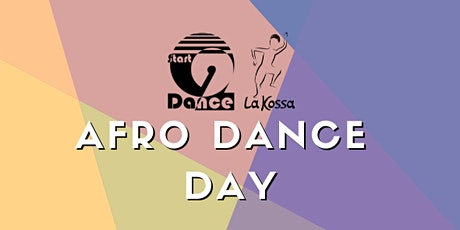 Afro Dance Day Tickets