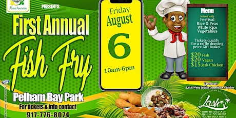 MAY PEN HIGH SCHOOL PAST STUDENT ASSOCIATION'S FIRST ANNUAL FISH FRY! tickets