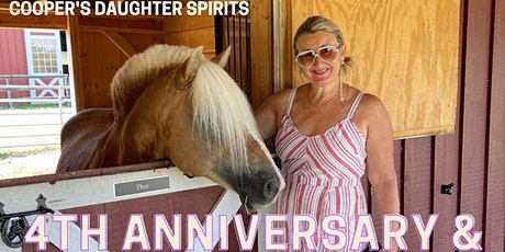 4th Anniversary Party & Equine Rescue Fundraiser! tickets