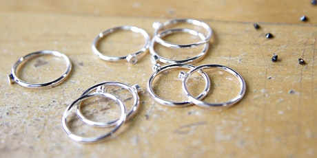 Design and make a silver ring! - Atelier/Workshop tickets