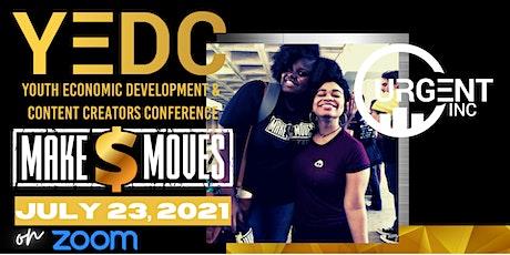 Youth Economic Development & Content Creators Conference (YEDC) tickets