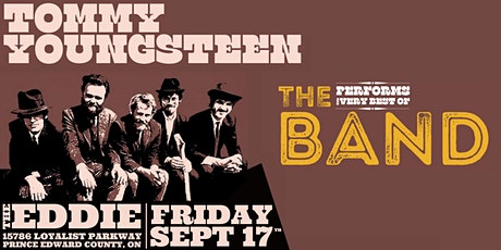 """Tommy Youngsteen- The Very Best of """"The Band"""" tickets"""