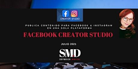 Aprende a usar el Creator Studio  y Publica En Facebook e Instagram. entradas