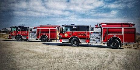 Milpitas Fire Department Virtual Recruitment tickets