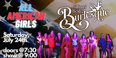 Billings Best Burlesque tickets