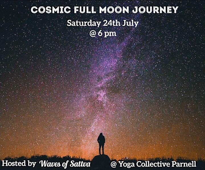 Cosmic Full Moon Journey image