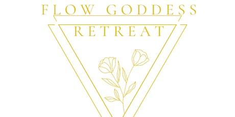 Flow Goddess Retreat tickets
