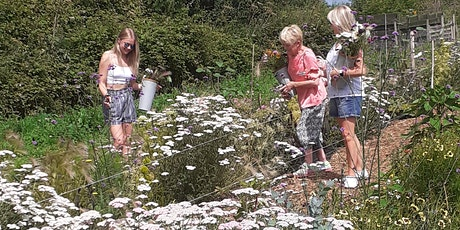 Clinks Care Farm Cut Flower Garden tickets