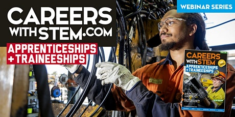 Careers with STEM: Apprenticeships and Traineeships tickets