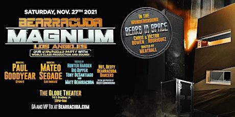 Bearracuda  MAGNUM: Los Angeles tickets
