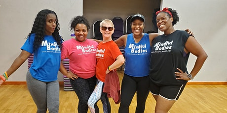Mindful Bodies Labor Day Dance Fitness Party - Mon tickets