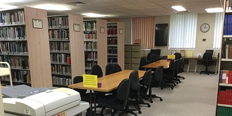Bookings for SAG Library tickets