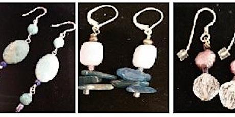 Wire Wrap Earring Basics- Jewelry Class tickets