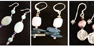 Wire Wrap Earring Basics- Jewelry Class