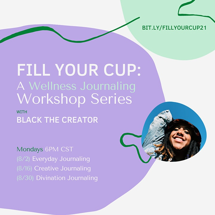 Fill Your Cup: A Wellness Journaling Workshop Series image