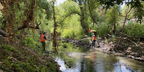 Coyote Creek Restoration & Clean Up! tickets