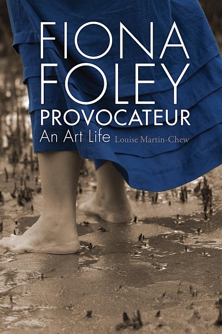 RESCHEDULED Book Launch: 'Fiona Foley Provocateur: An Art Life' image