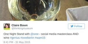 @Sree's Social Media One-Night Stand: LONDON #sreeLDN