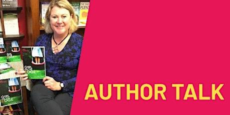Online Author Talk - Kim Hodges tickets