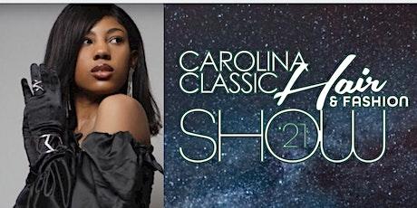 Carolina Classic Hair and Fashion Show tickets