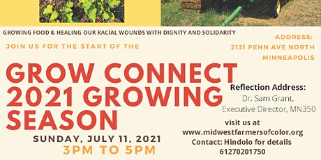 Grow Connect 2021 tickets